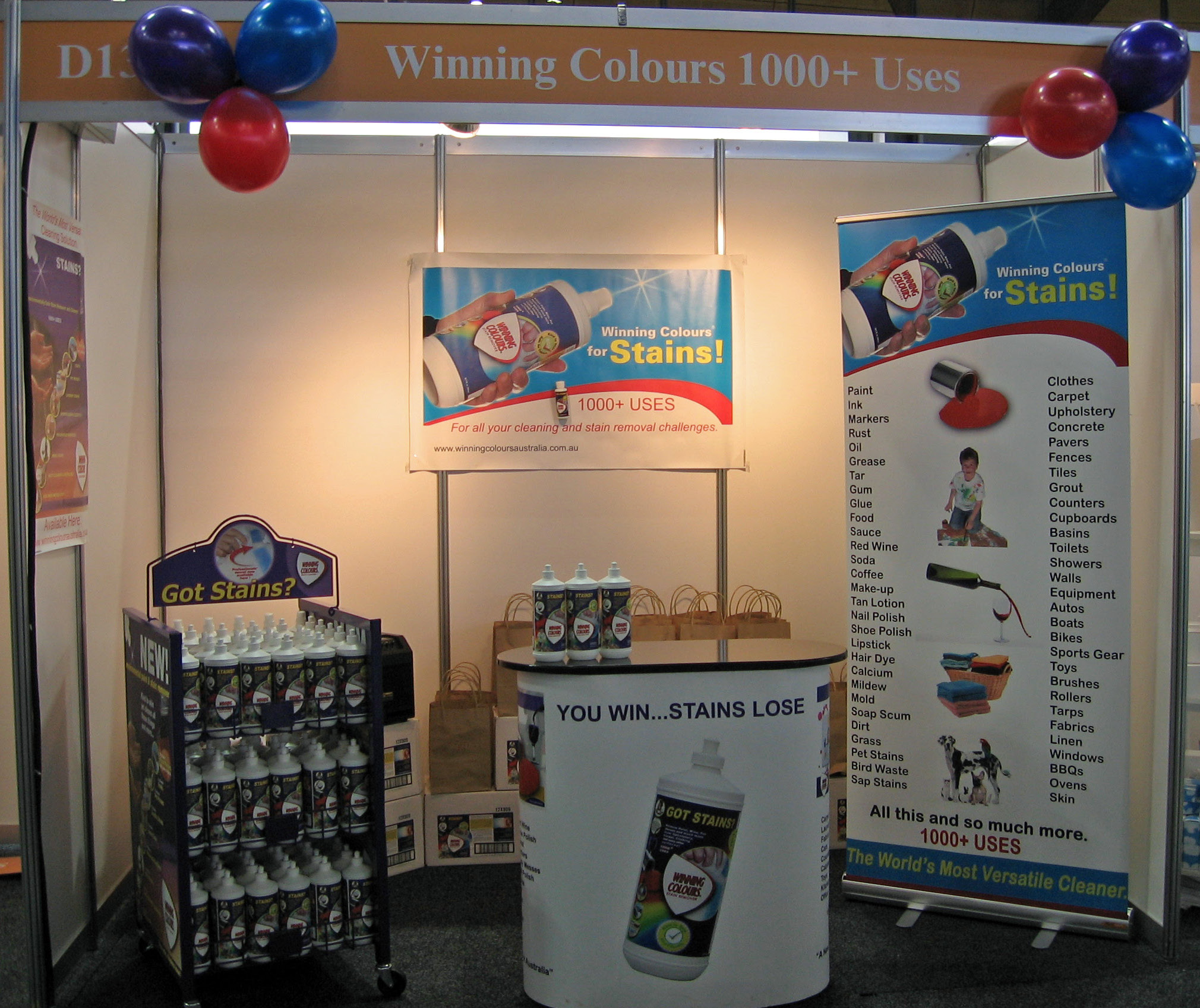 Winning Colours At Better Homes And Gardens Live Sydney Australia Winning Brands