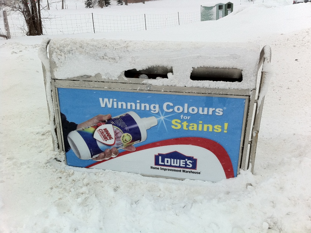 Winter Use for Winning Colours – Salt Stains in Car ...