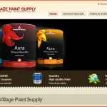 Store - Village Paint Supply in Newburgh
