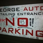 George&#039;s Auto - Before