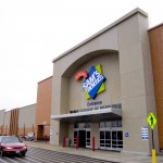 Picture - Sams Club Entrance