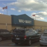 Picture - 1000+ at Walmart Etobicoke Oct 24 2011