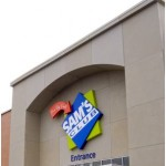 Picture - Sam&#039;s Club Sign