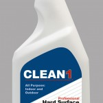 CLEAN1 - Spray Bottle US - Jan 2012
