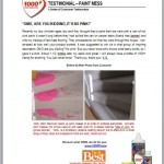 Picture - Do it Best Testimonial Program