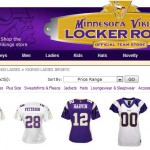 Picture - Vikings Jersey