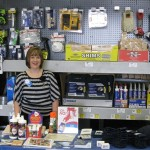 Amber's demo picture Lowes contractor's event #2 April 27 2012