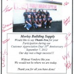 Picture - Morley Building Supply