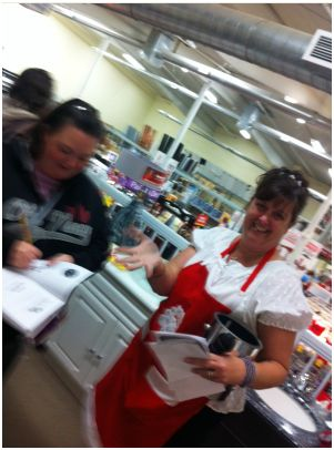 Picture - Ladies Night Home Hardware Nov 13 2013