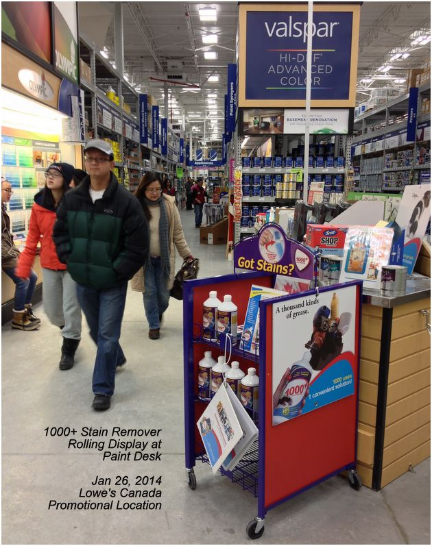 Picture - Lowe's Canada Promotional Initiative Jan 26 2014 A
