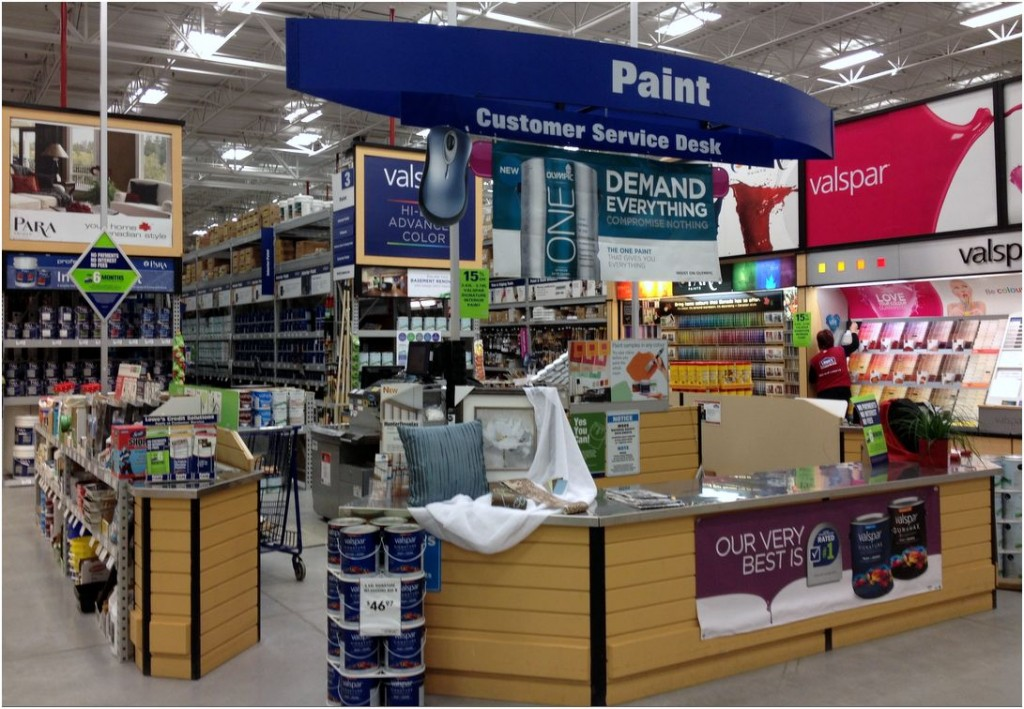 Picture - Lowes Ramping Up with New Branding - Interior