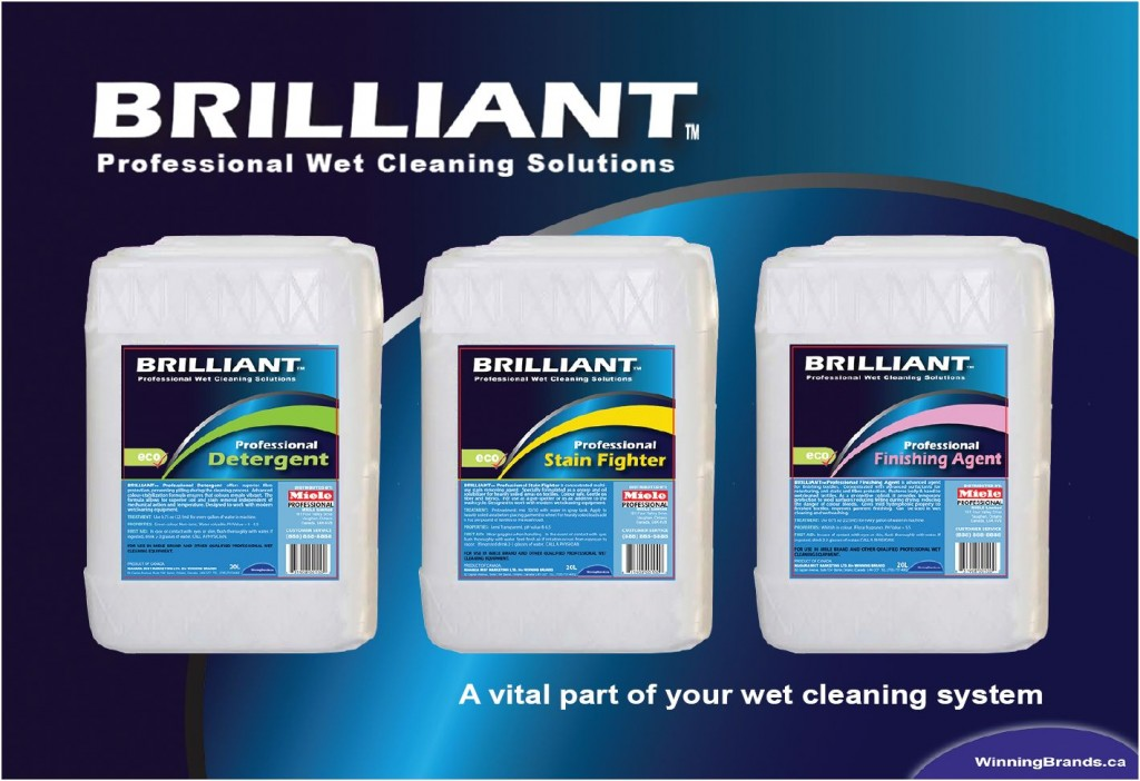 Picture - Wetcleaning BRILLIANT