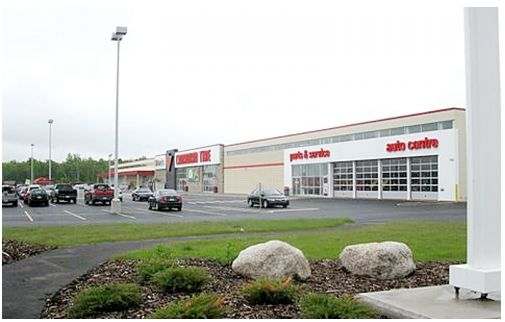 Picture - Canadian Tire Store