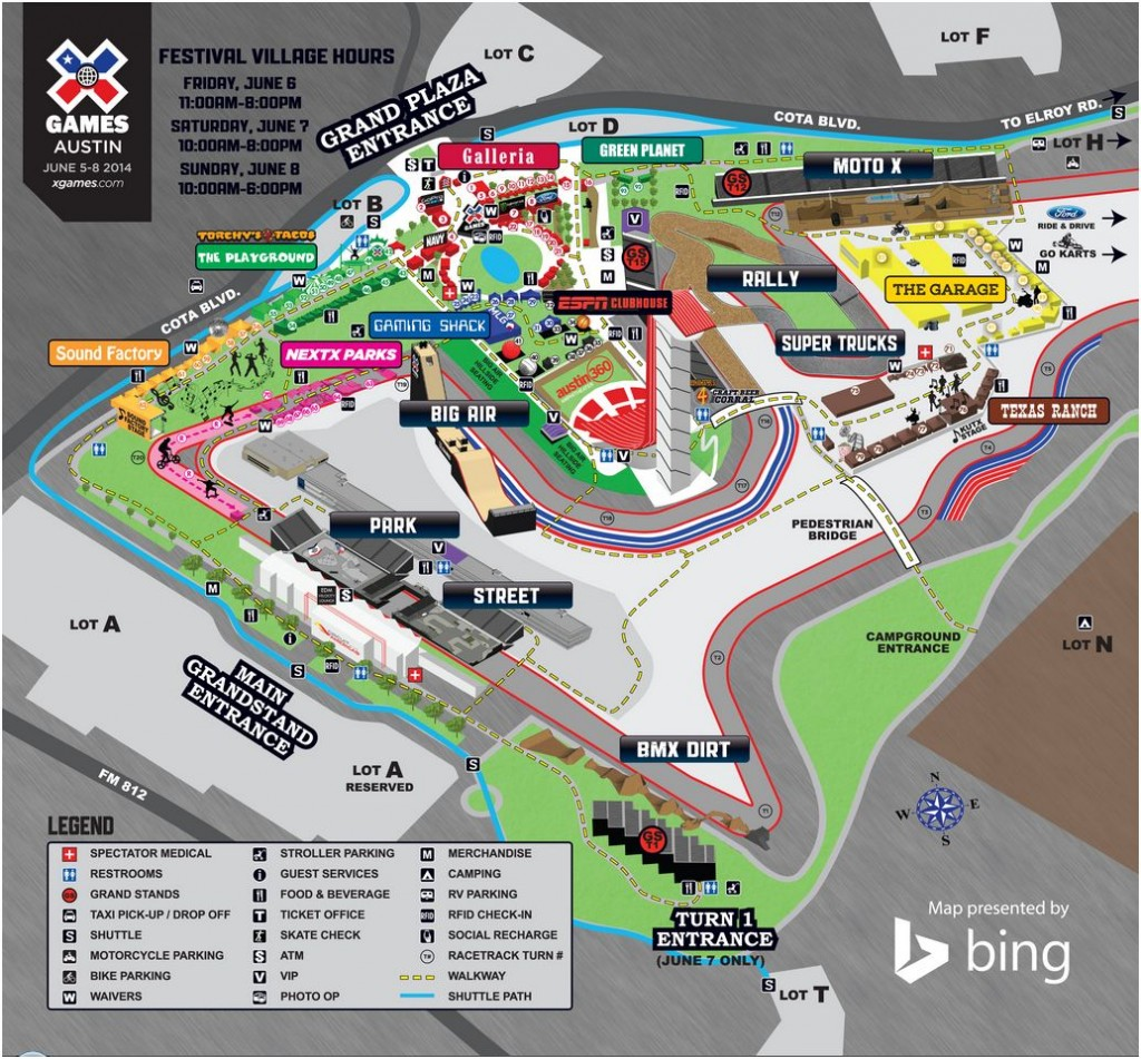 Picture - X Games Venue