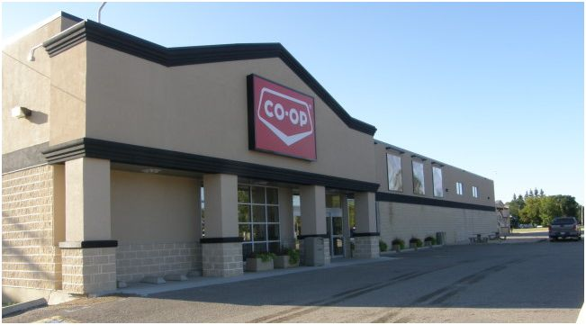 Picture - Federated Co-op Exterior