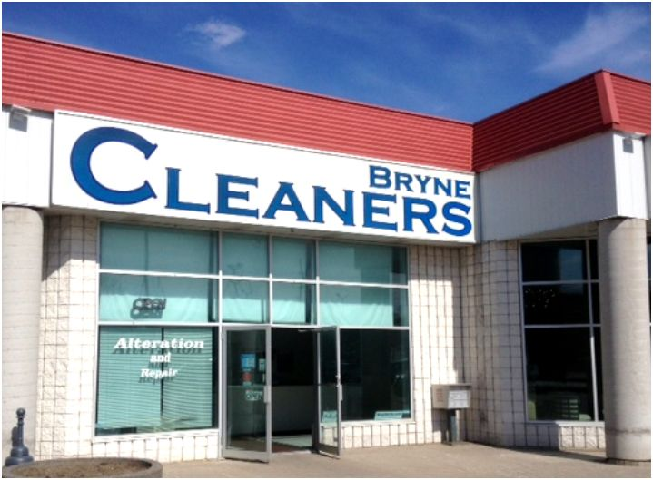 Picture - Bryne Cleaners Apr 30 15 Exterior