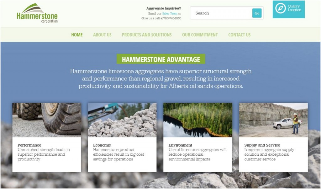 Picture - Hammerstone Website