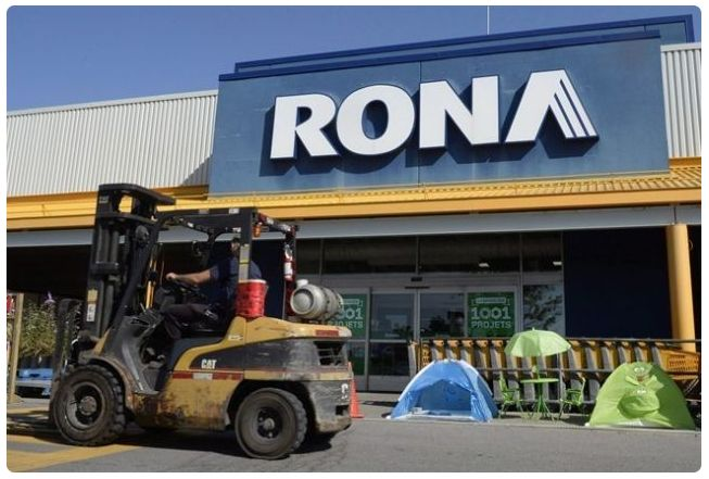 Picture - RONA converting to Lowes