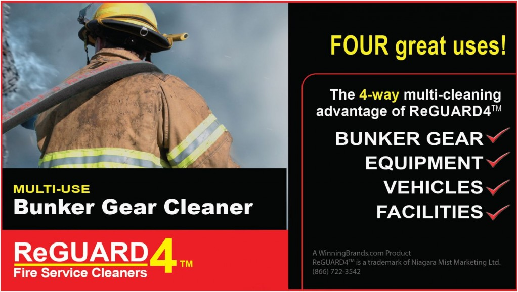 Picture - ReGUARD Bunker Cleaner 4-Way Action