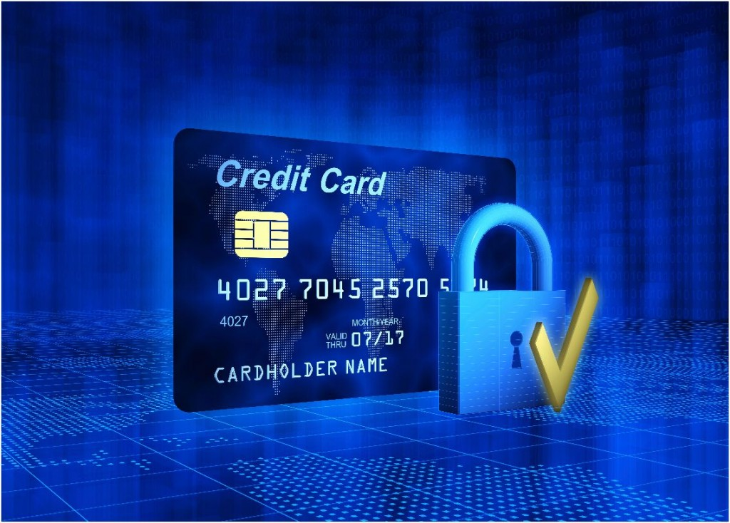 Picture - Securter Credit Card Graphic