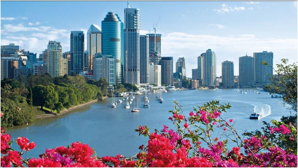Picture - Brisbane Australia - Destination for 1000+ Stain Remover