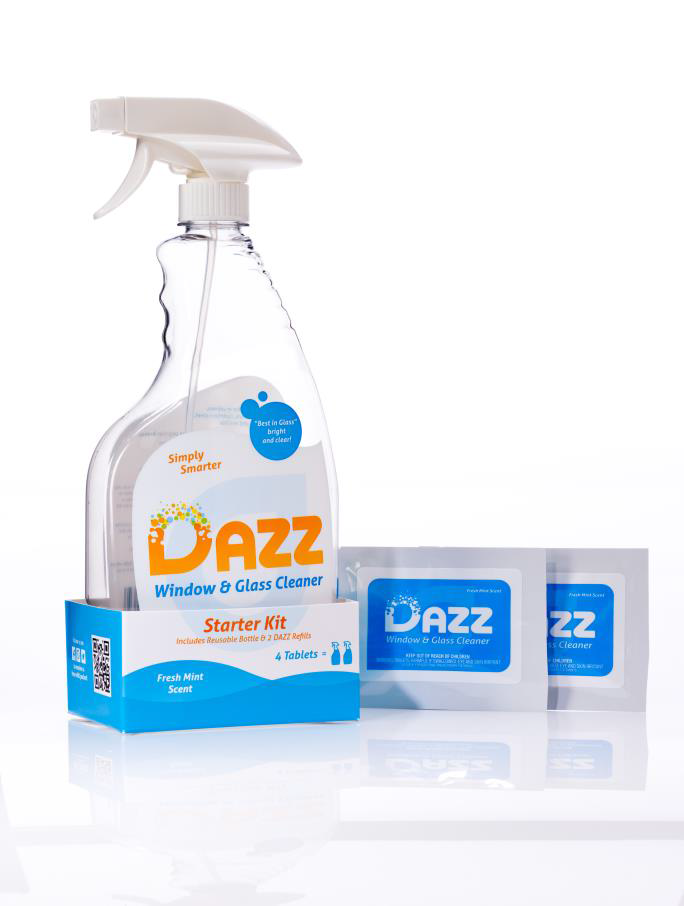Picture - DAZZ Branded Reusable with tablet pouches V5