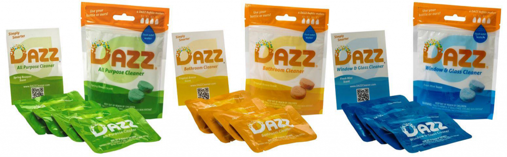 Picture - DAZZ so many bottles can be held in your hand V5